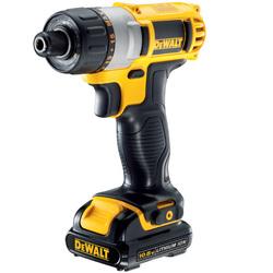Dewalt Cordless Drill - Dewalt DCF610S2 12Volt Screwdriver Kit