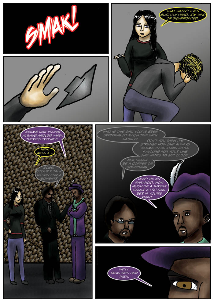 The Adventures of Zip: Issue 8, Page 5