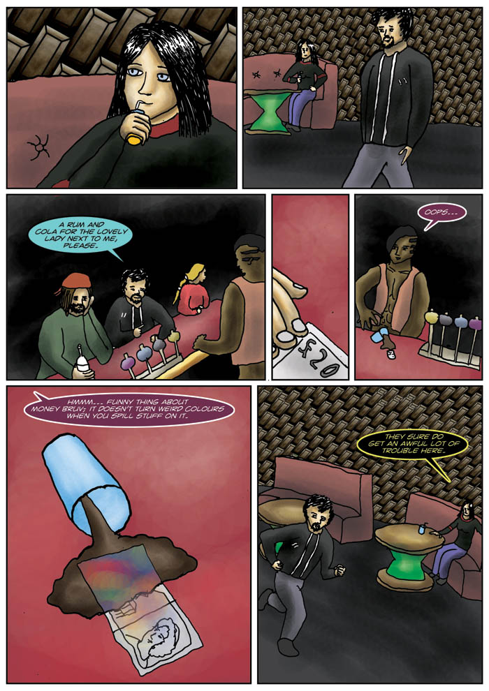 The Adventures of Zip: Issue 8, Page 7