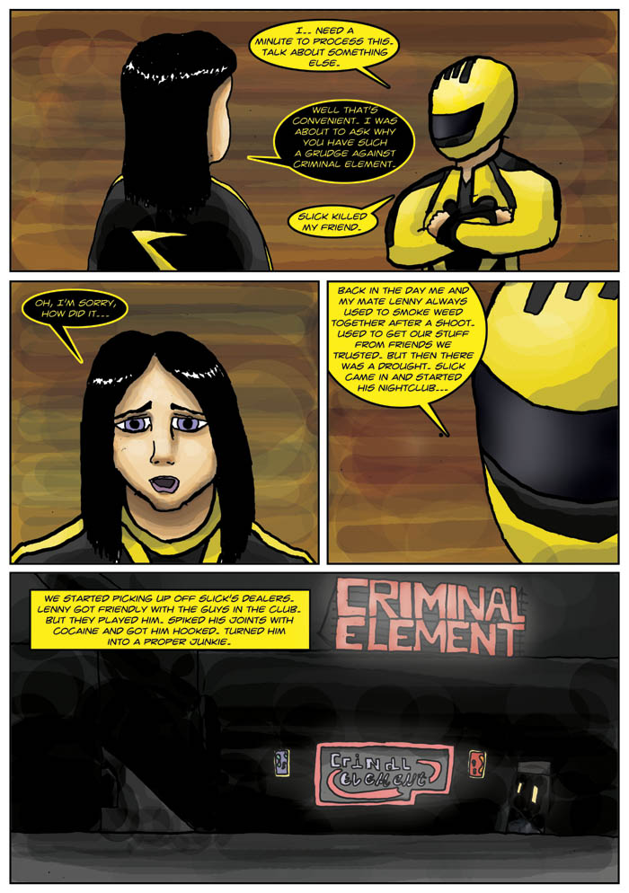 The Adventures of Zip: Issue 9, Page 5