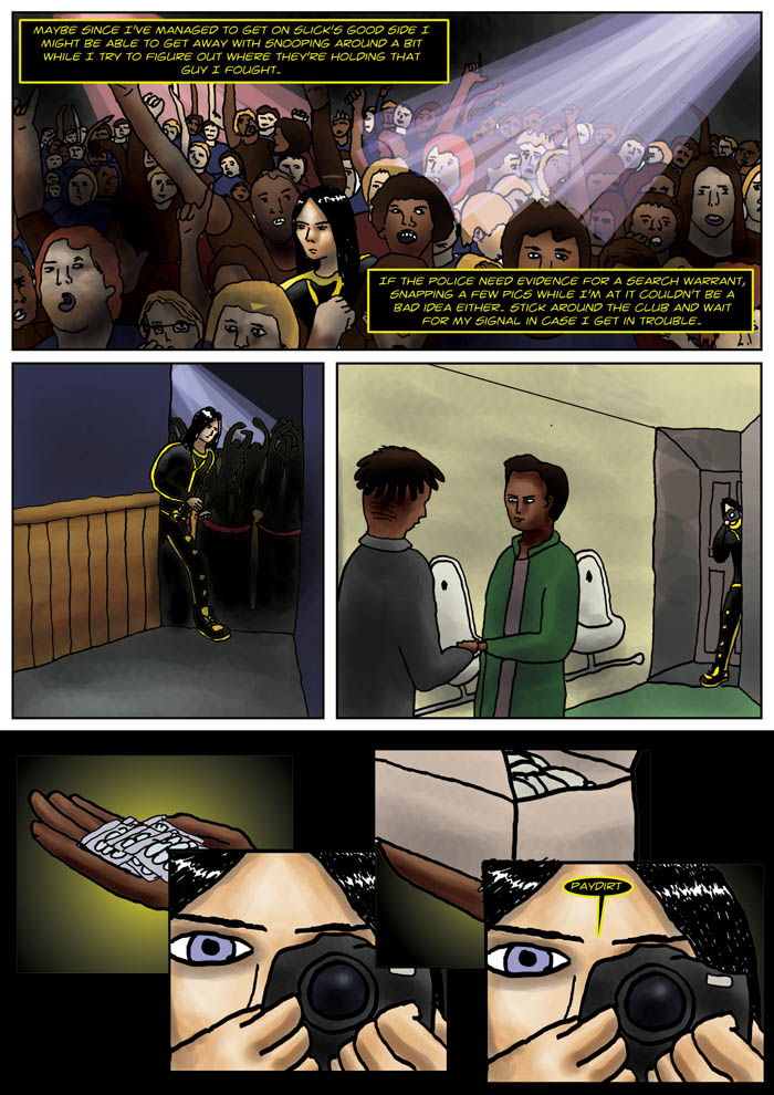 The Adventures of Zip: Issue 9, Page 8