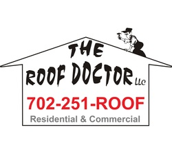 The Roof Doctor LLC, (702) 251-Roof, Las Vegas, NV
