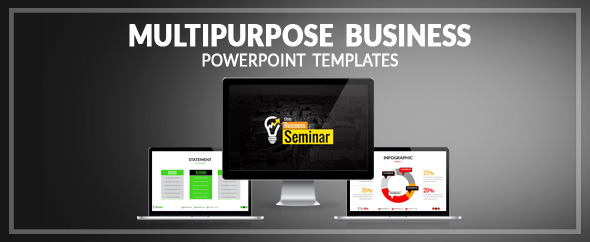 Startup Business Presentation Powerpoint Template