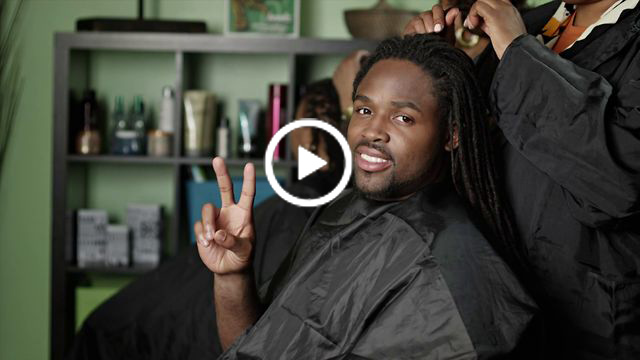 Torrey Smith Commercial with Malaika Cooper