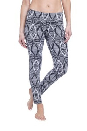Allegro Legging in Grey Gatsby