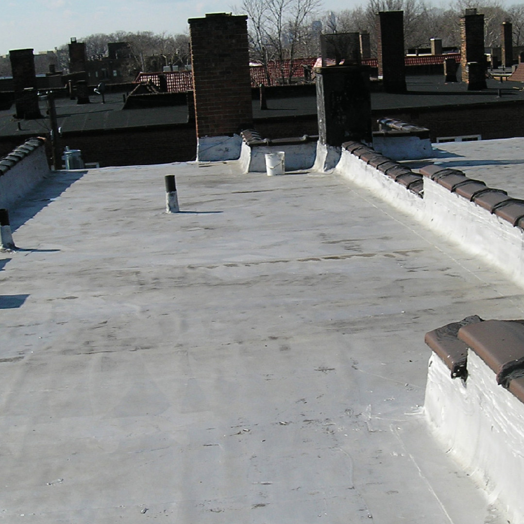 flat roof protection