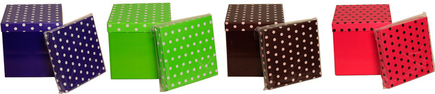 high wall gift boxes
