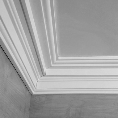 Kensington Georgian cornice