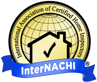 InterNACHI Certified Logo - 360 Inspection Services