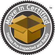 InterNACHI Move In Certified Logo - 360 Inspection Services