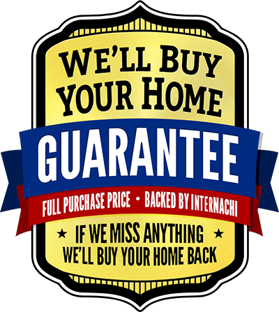 InterNACHI's We'll Buy Your Home Back Guarantee, Backed by InterNACHI - 360 Inspection Services