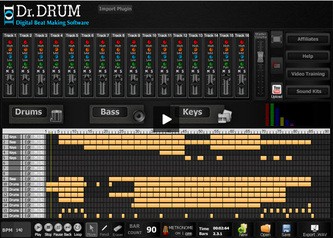Dr. Drum Beat Making Software 8