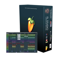 Image Line FL Studio V10 Music Making Software (Producer Edition)