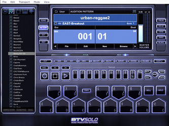BTVSolo Beat Making Software 8