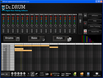 Dr. Drum Beat Making Software 2