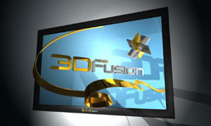 3DFusion Glasses Free 3D Displays