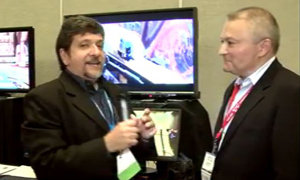 3DFusion Autostereoscopic Displays at 3D Entertainment Summit