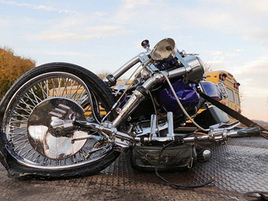 What Are The Most Common Motorcycle Injuries