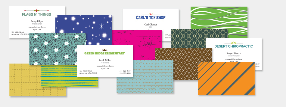 3 Business Card Ideas for Small Business Owners
