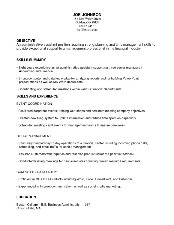 Well Formatted Resume | Resume Cv Cover Letter