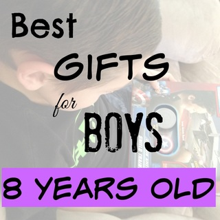 Best Gifts for Boys 8 Years Old