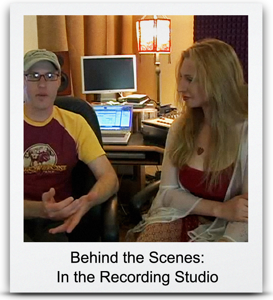 Behind the Scenes: In the Recording Studio