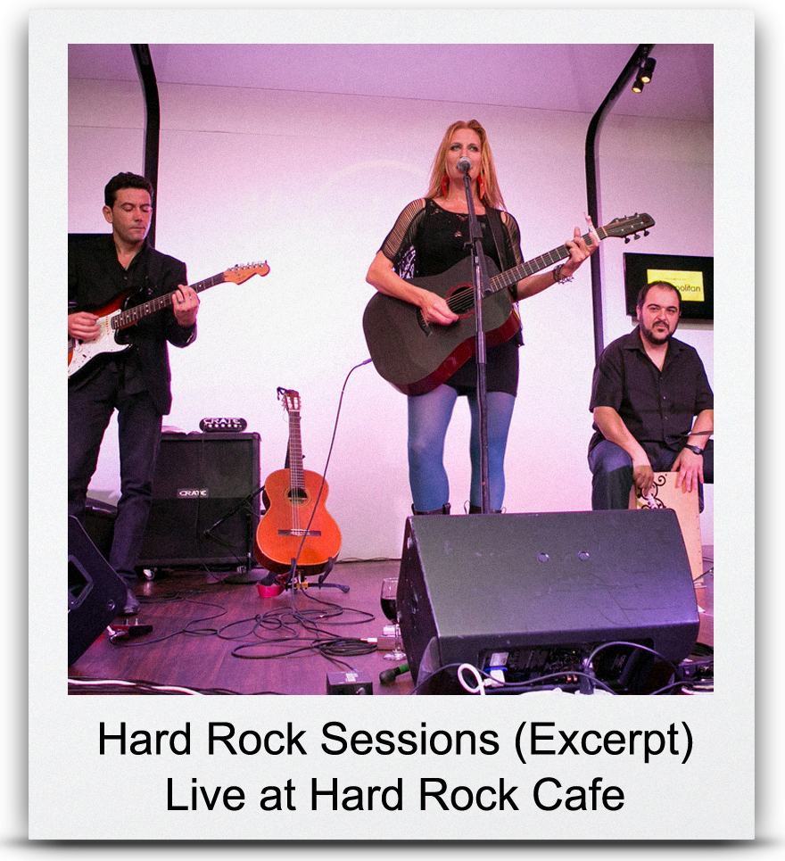 Hard Rock Sessions (Excerpt), Live at Hard Rock Cafe