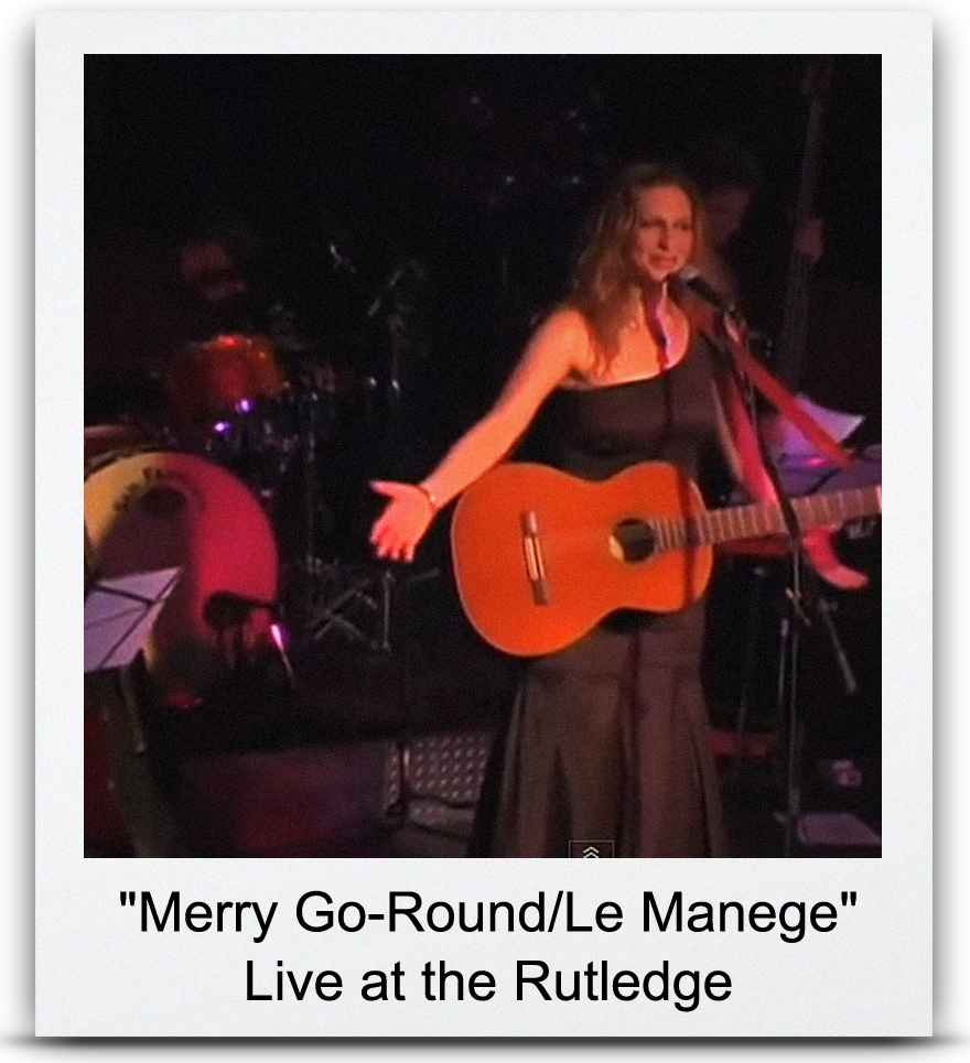 &#8220Merry Go-Round/Le Manege&#8221 Live at the Rutledge
