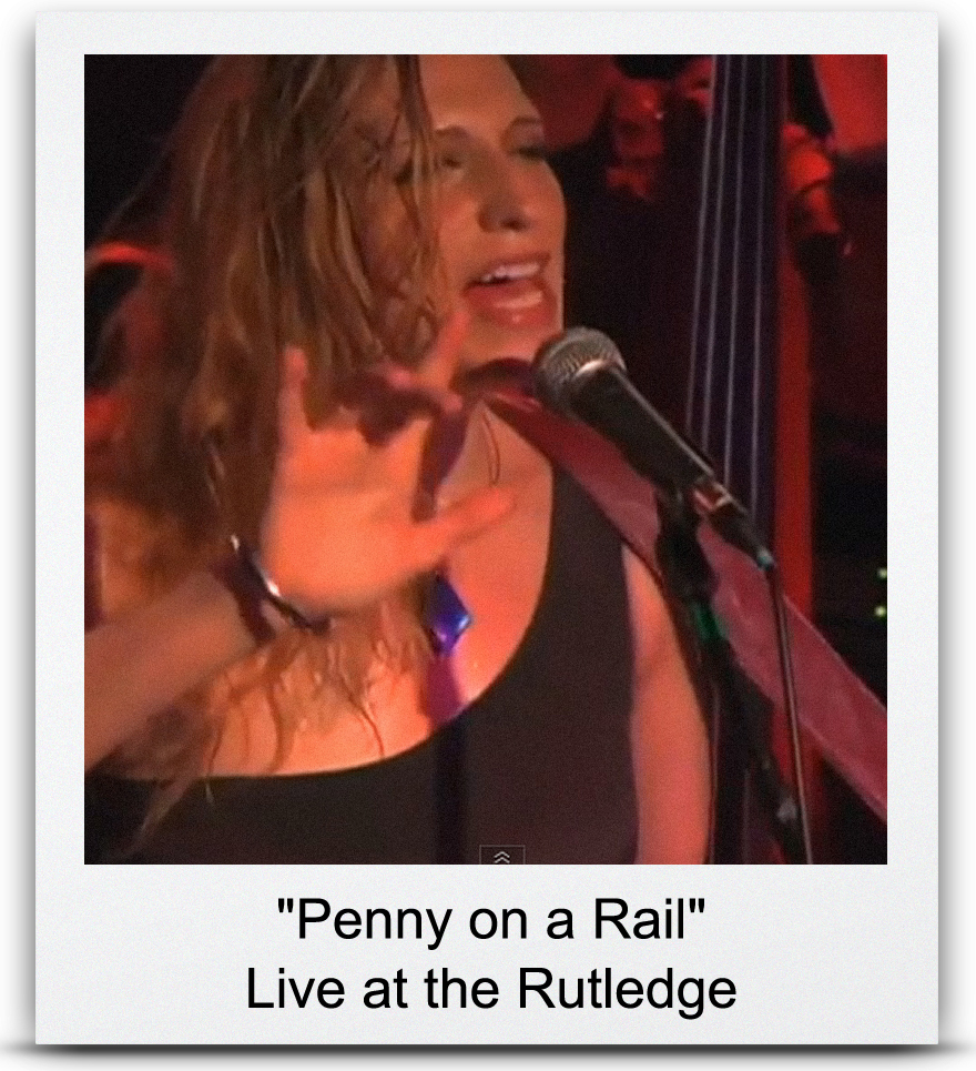 &#8220Penny on a Rail&#8221 Live at the Rutledge