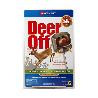 #DeerRepellent @Havahart_brand Deer Off Blogger Opp. Event starts 6/10. Sign ups end 6/6.