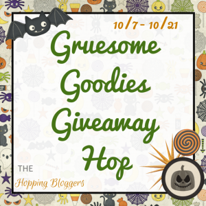 Enter To Win This Mega Coffee Sampler In The #GruesomeGoodies Giveaway Hop Oct 7 - 21