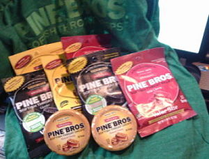 The Pine Brothers 15 Piece Variety Prize Package Giveaway Ends 12/14