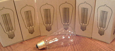 Enter to Win! Vintage Edison Lights #Giveaway ends 7/19 #vintagelight