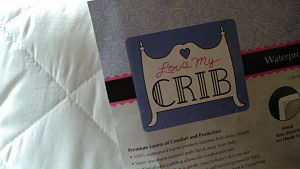 Enter to #Win an Love My Crib Pad before the #giveaway ends 7/19. See how they're suporting #antibullying