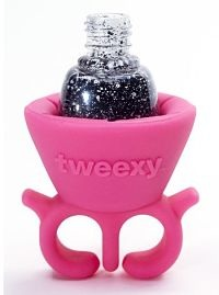 Enter to be 1  of 3 lucky readers who will win a #Tweexy Wearable Nail Polish Holder In Their Choice Of Color Before the #Giveaway Ends 3/9