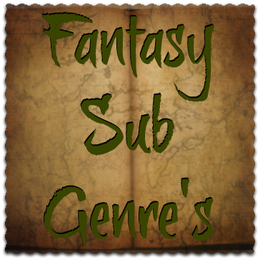 A list of fantasy sub genres