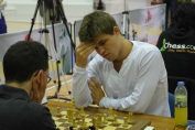 Carlsen against Caruana