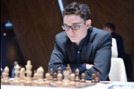Caruana at Shamkir Chess 2014