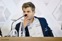 Magnus Carlsen interviewed