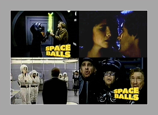 video #2 Space Balls