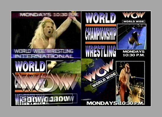 video #2 World Wrestling promo