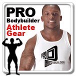 Pro Bodybuilder Athlete Collection
