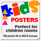 kids poster perfect for children room