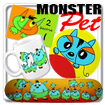 monster pet collection