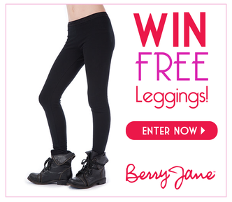 Berry Jane leggings giveaway