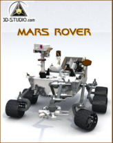 Mars Science Lab Rover, Rigged