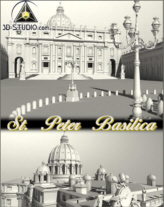 St. Peter Basilica in Rome