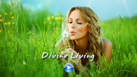 Divine Living by Anthon St Maarten