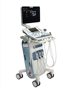 MyLab Six Affordable Cart-Based Ultrasound