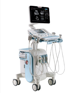 MyLab Seven Compact Cart-Based Ultrasound